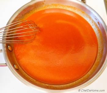 Step for Recipe - Homemade Red Enchilada Sauce