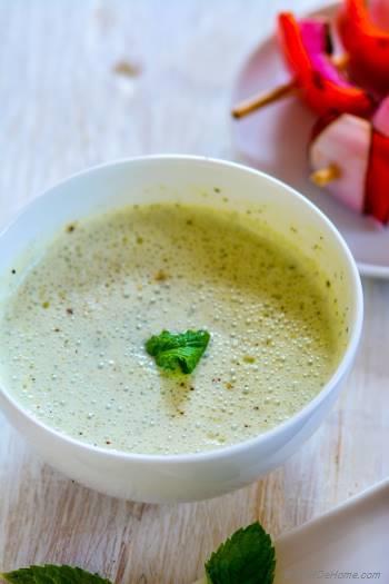 Step for Recipe - Grilled Tandoori Turkey Tikka Skewers