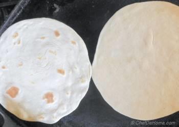 Step for Recipe - Homemade Flour Tortillas