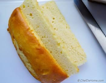 Step for Recipe - Easy Ice Cream Layer Cake