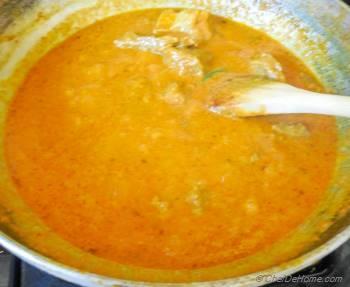 Step for Recipe - Indian Lamb Karahi Curry