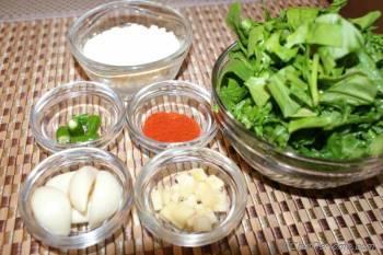 Step for Recipe - Sarson Da Saag