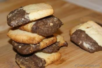 Step for Recipe - Neapolitan Cookies