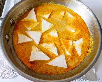 Step for Recipe - Dum Paneer Kali Mirch