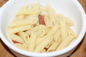 Step for Recipe - Penne al Forno