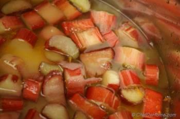 Step for Recipe - Rhubarb Orange Mocktail