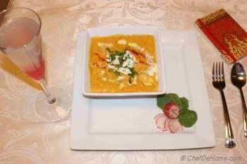 Step for Recipe - Shahi Paneer