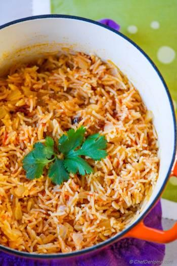 Step for Recipe - Spanish Tomato Rice with Smoked Chipotle