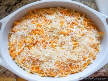 Step for Recipe - Herbed Delicata Squash Gratin - Thanksgiving Dinner Countdown