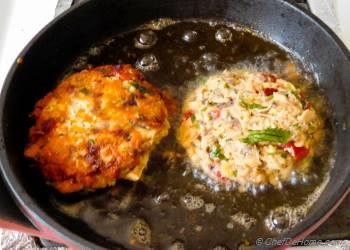 Step for Recipe - Spicy Southwest Chipotle Albacore Tuna Burgers