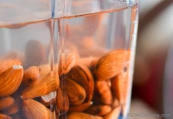 Step for Recipe - DIY | How to make Almond Milk | Vegan Coffee Creamer