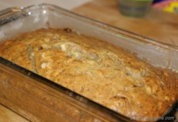 Step for Recipe - Banana Raisin Bread