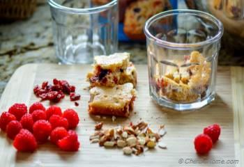 Step for Recipe - Ginger Mixed Berry Cake Trifle