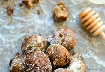Step for Recipe - Gluten Free Buckwheat Banana Doughnuts