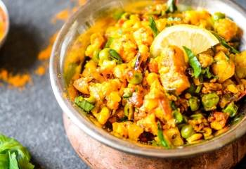 Step for Recipe - Curried Cauliflower