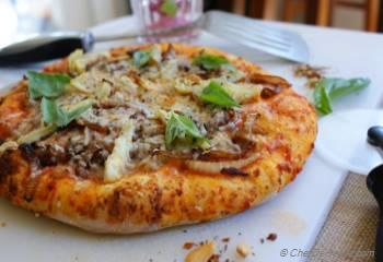 Step for Recipe - Made From Scratch Caramelized Onion Pizza