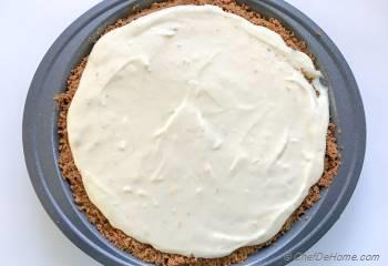 Step for Recipe - No Bake Cream Cheese Pie