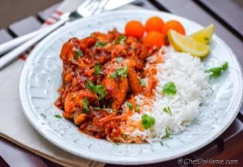 Step for Recipe - Devil's Diablo Sauce Chicken