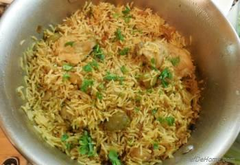 Step for Recipe - Chicken And Rice One Pot Meal