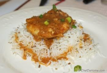 Step for Recipe - Coconut Chicken Curry