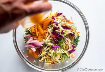Step for Recipe - Chinese Chicken Salad