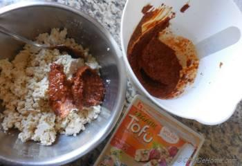 Step for Recipe - Chipotle Sofritas