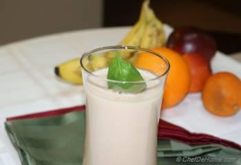 Step for Recipe - Apple Cranberry Smoothie