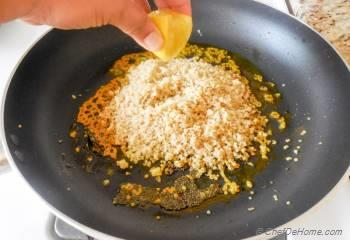 Step for Recipe - Curry Lemon Quinoa (Rice)