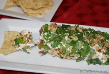 Step for Recipe - Date-Walnut Cream Cheese Dip