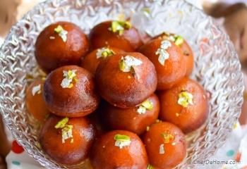 Step for Recipe - Easy Indian Gulab Jamun with Milk Powder