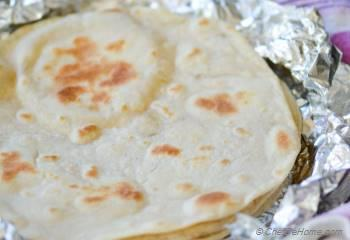Step for Recipe - Homemade Flour Tortillas