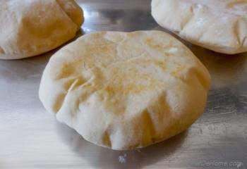 Step for Recipe - DIY Homemade Wholewheat Pita Bread