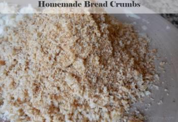 Step for Recipe - Make Breadcrumbs at Home