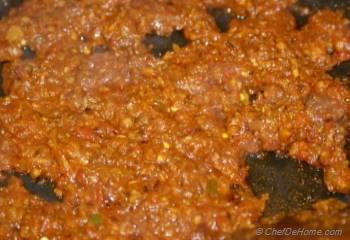 Step for Recipe - Punjabi Chicken Curry