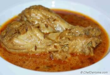 Step for Recipe - Punjabi Chicken Curry