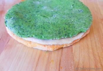 Step for Recipe - Kale and Carrot Whole Wheat Flat Bread