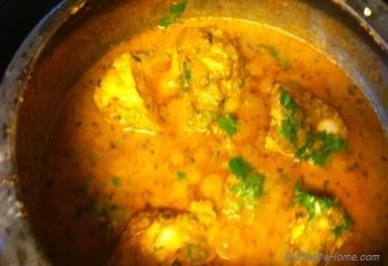 Step for Recipe - Karahi Chicken Curry