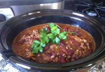 Step for Recipe - Lamb Chili