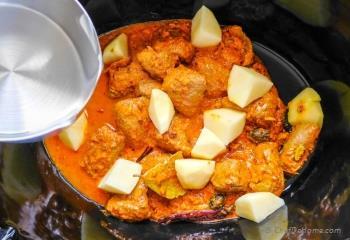 Step for Recipe - Lamb Rogan Josh - Indian Kashmiri Mutton(Lamb) Curry
