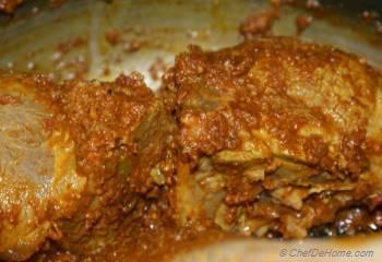 Step for Recipe - Lamb Biryani