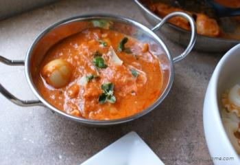 Step for Recipe - Lychee Paneer Tikka Masala