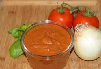 Step for Recipe - Marinara Sauce