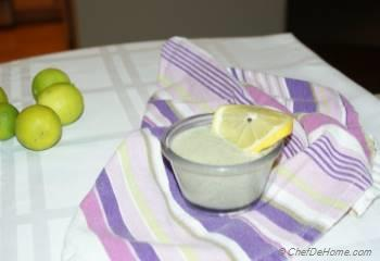 Step for Recipe - Mint Yogurt Dipping Sauce