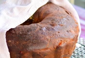 Step for Recipe - Christmas Panettone - an Italian Christmas Cake