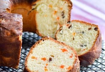 Step for Recipe - Christmas Panettone - an Italian Christmas Cake