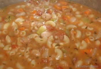 Step for Recipe - Pasta Fagioli