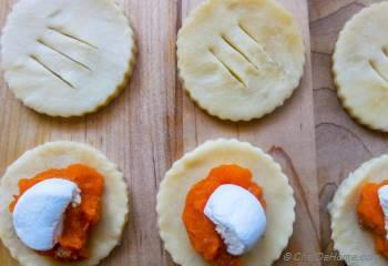 Step for Recipe - Leftover Sweet Potato Hand Pies