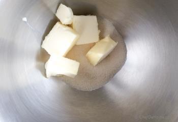 Step for Recipe - Moist Mango Pound Cake