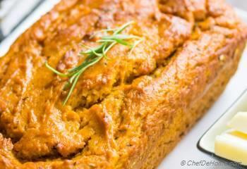 Step for Recipe - Easy Pumpkin Bread