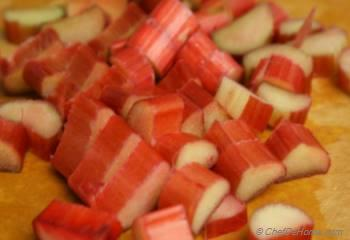 Step for Recipe - Rhubarb Orange Mocktail